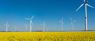 Windkraftanlagen in Heinsberg