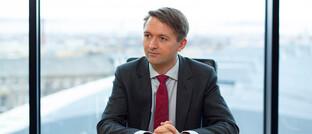 Gary Robinson ist bei der schottischen Fondsgesellschaft Baillie Gifford als Aktienexperte tätig.