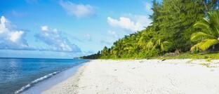 Die Küste Naurus