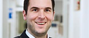 Michael Oberste, neuer Finanzvorstand des Getsafe-Sachversicherers.