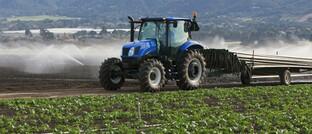Bewässerungssystem in Kalifornien