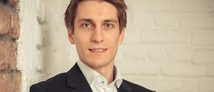 Fabian Leuchtner, Manager des Squad Aguja Opportunities