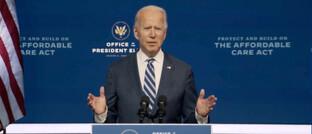 Wahlsieger Joe Biden