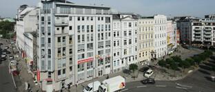 Das VZHH-Gebäude