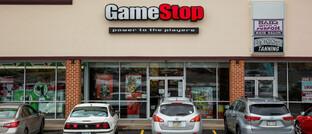 Gamestop-Filiale in Selinsgrove, USA