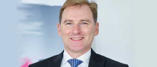 Greiff-Vorstand Udo Wedler