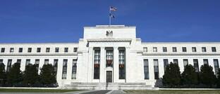Hauptsitz der Federal Reserve in Washington D.C.