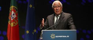 Portugiesischer Premierminister Antonio Costa