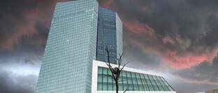 EZB-Gebäude in Frankfurt am Main