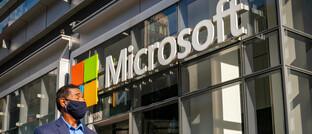 Büro von Microsoft in New York