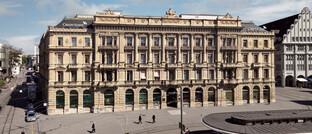 Zentrale der Credit Suisse am Zürcher Paradeplatz