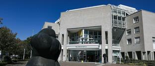 Sitz des Paul-Ehrlich-Instituts im hessischen Langen