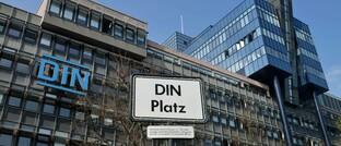 Deutsches Institut für Normung (DIN) in Berlin