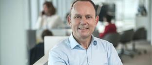 Jef Van In, neuer Vorstandsvorsitzender der Axa Next und Innovationschef der Axa Gruppe.