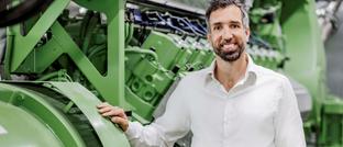 Marcus Florek, Vorstand der Luana AG sowie des Bundesverbandes Kraft-Wärme-Kopplung e.V. (B.KWK)