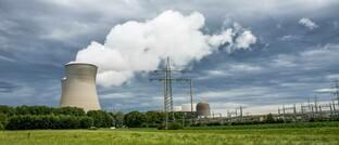 Kernkraftwerk in Bayern
