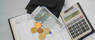 Geld auf Zeit