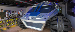 Neuer Mars-Rover der US-Raumfahrtbehörde Nasa