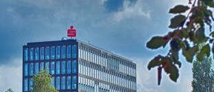 Gebäude der Sparkassen-Finanzgruppe in Oldenburg