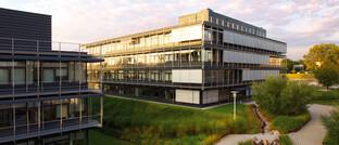 Das MLP-Gebäude in Wiesloch