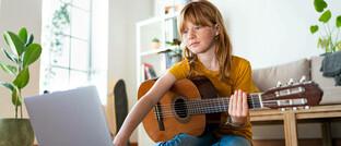 Digitaler Musikunterricht von zu Hause