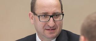 Guido Bader, Vorstandsmitglied der Stuttgarter Lebensversicherung und seit 2019 Vorstandsvorsitzender der DAV