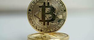 Symbolfoto eines Bitcoin