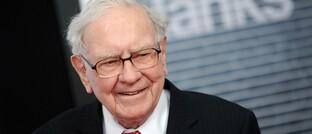 Star-Investor Warren Buffett
