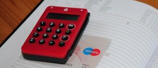 TAN-Generator der Sparkasse