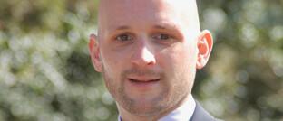 Maximilian Ritz, Junior-Vertriebler beim Vermögensverwalter EB-SIM