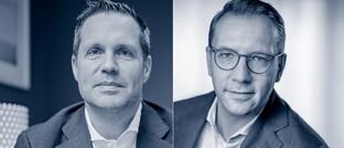 Stephan Volkmann (li.) und Christian Hass von Eleway