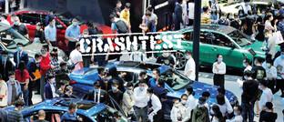 BMW-Stand auf der jüngsten Auto- Messe von Guangzhou