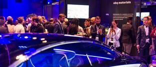 Elektrisches S-Klasse-Fahrzeug von Daimler (bei einer Präsentation im Frühjahr 2020)