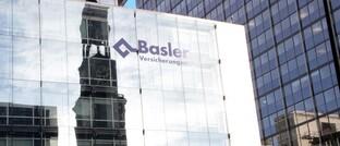 Standort der Basler Versicherungen am Hamburger Michel