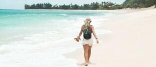 Urlaub am Traumstrand