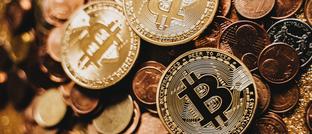 Symbolmünzen Bitcoin
