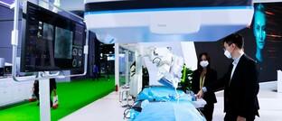 Die bildgebende Diagnostik macht riesige Fortschritte, die Hersteller heben ihre Umsatzprognosen an