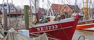 Hafen von Neuharlingersiel