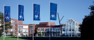 Axa-Hauptverwaltung in Köln