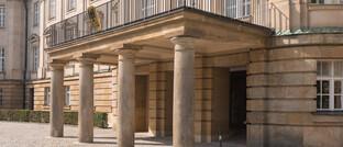 Portal des Bundesfinanzhofs in München