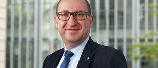 Guido Bader, neuer Chef der Stuttgarter Versicherungen
