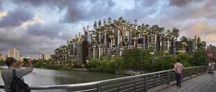 Haus der 1.000 Bäume in Shanghai