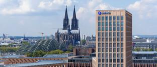 Zurich-Direktion im Kölner Stadtteil Deutz