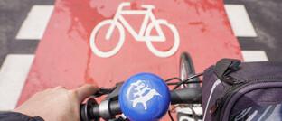 Radfahrer in Bremen
