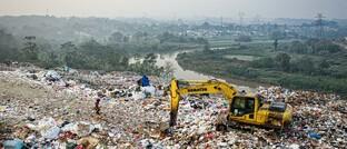 Umweltproblem Müll