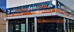 Das Portal Wirkaufendeinauto.de gehört zu Auto1