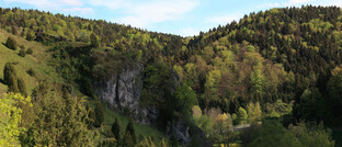 Naturschutzgebiet in Bayern