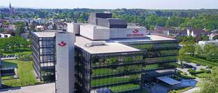 Firmensitz in Oberursel