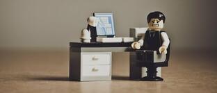 Büros bereiten der Immobilienbranche zurzeit nur wenig Freude