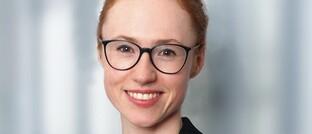 Katharina Amann, neue Chefin der Volkswagen Autoversicherung.